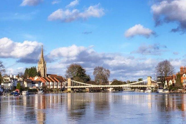 Jubilee, Third Avenue, Marlow, Serviced Office To Let - marlow-river-and-church.jpg