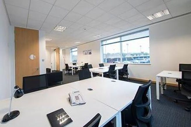 Venture, Arlington Square, Bracknell, Serviced Office To Let - Venture House Bracknell offices.jpg