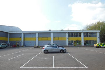 Unit 1 Springlakes Industrial Estate, Aldershot, Warehouse & Industrial To Let - DSCN6038.JPG