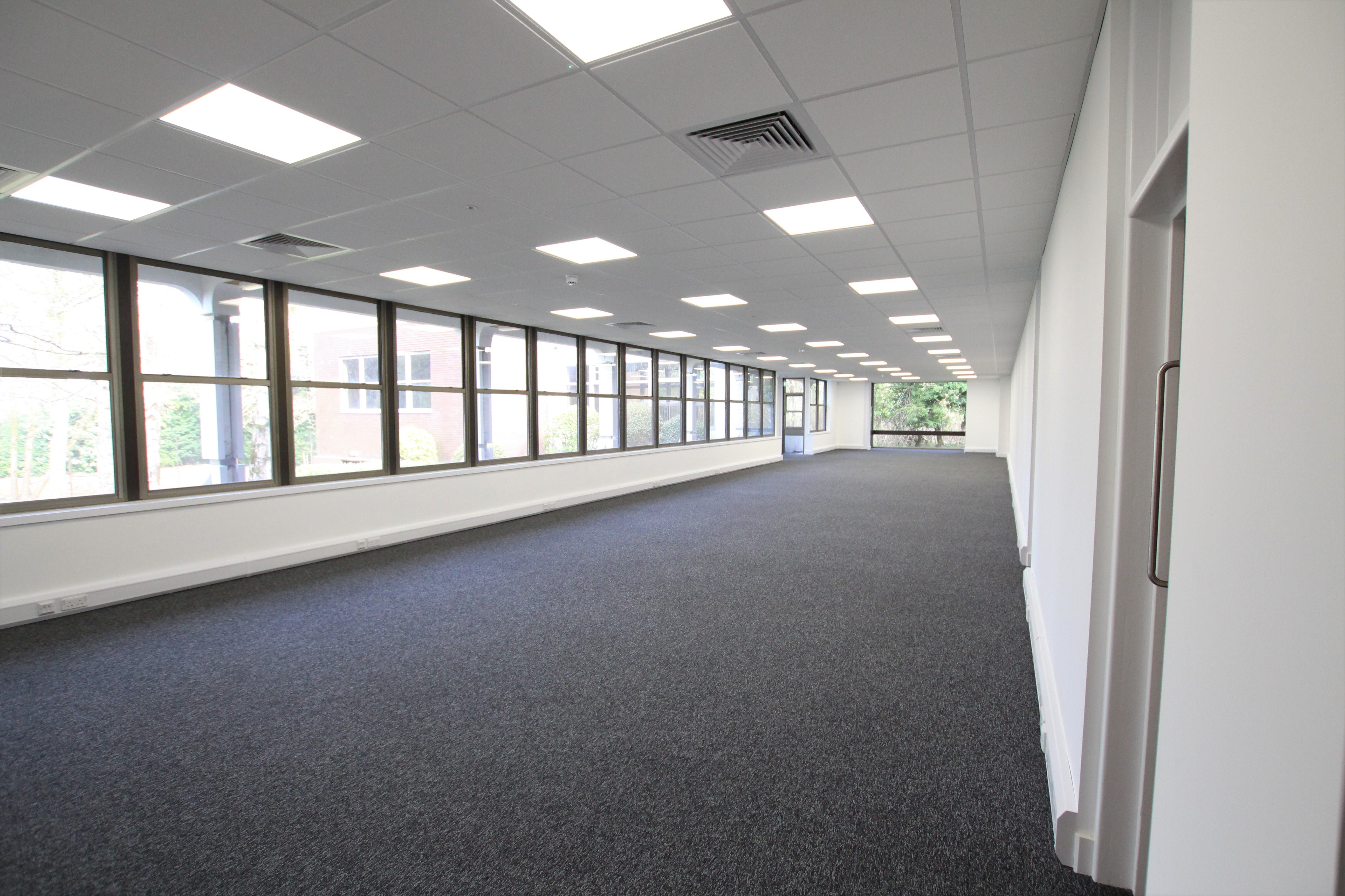 North Block, Bentley Hall, Alton, Offices To Let - IMG_0909.JPG