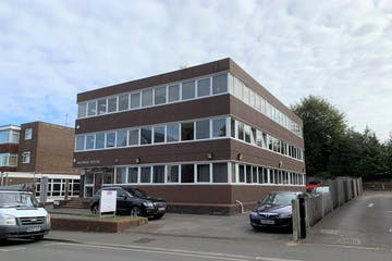 Medway House, East Grinstead, Office To Let - Front.jpg