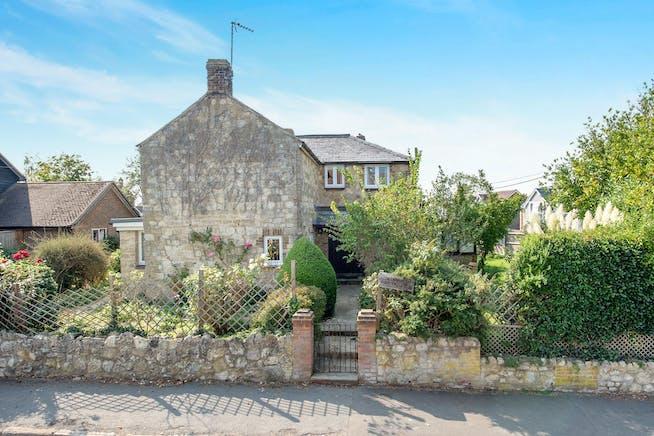 Vine Cottage The Vines, Shabbington, Residential For Sale - FRONT.jpg