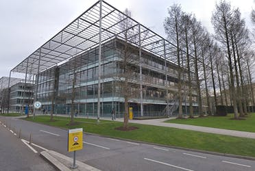 Building 12, Chiswick Park, London, Offices To Let - B12 external.jpg - More details and enquiries about this property