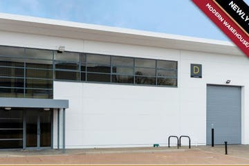 Lutyens Industrial Centre, Kingsland Business Park, Basingstoke, Warehouse & Industrial To Let - Image 1