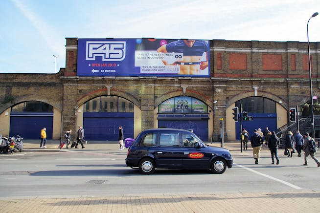 Arches 59-64 Albert Embankment / Goding Street, Vauxhall, Retail / Industrial / Offices / Leisure To Let - Front.JPG