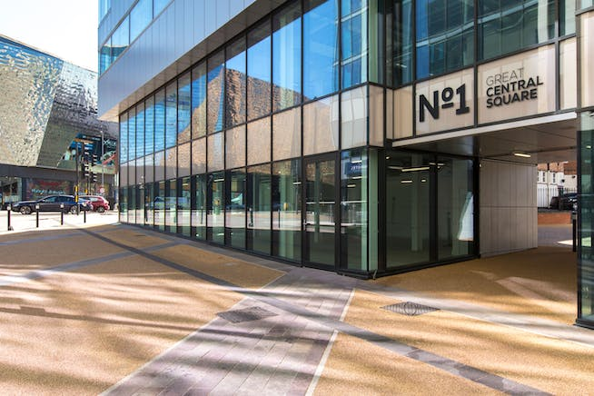 No1 Great Central Square, Medius House, Leicester, Office To Let - No1 Great Central Square entrance.jpeg