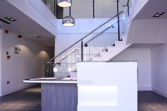 Portland House, Portland House, 243 Shalesmoor, Sheffield, Offices To Let - Reception