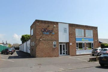 Kings House, Burgess Hill, Office To Let - front.JPG