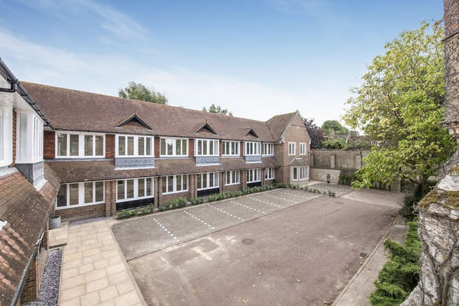 Suite 4 Masters Court, Church Road, Thame, Office To Let - FRONT 2.jpg