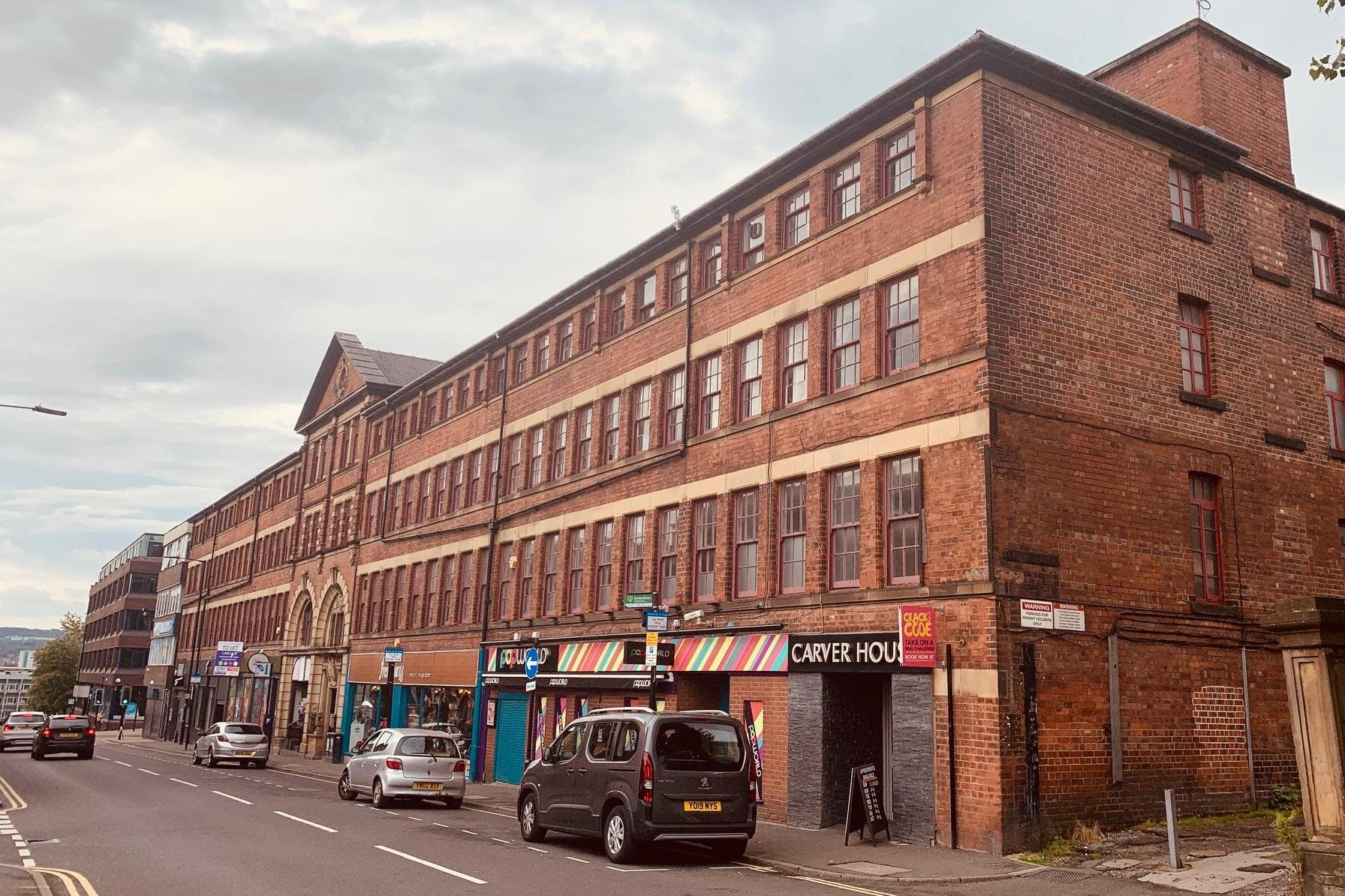 Devonshire Works, Carver St, Sheffield, Offices To Let - Devonshire Works 2.JPG