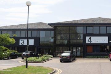3 Elmwood, Chineham Business Park, Basingstoke, Office To Let - P3527847.jpg