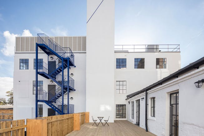 The Gramophone Works, Kensal, Kensal Town, Offices To Let - Terrace