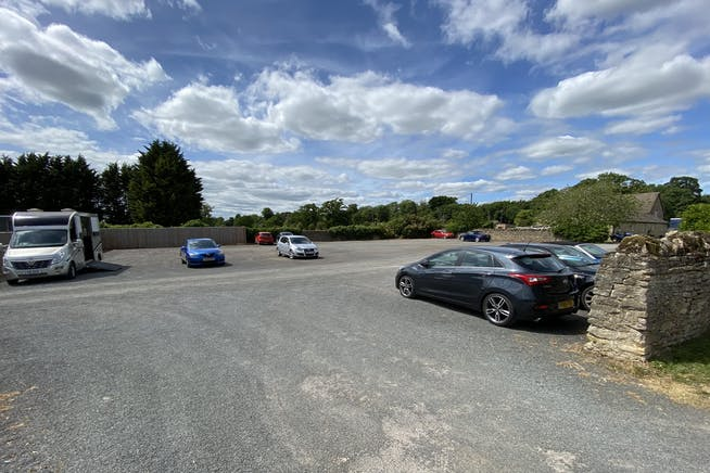Park Farm, Kirtlington, Office To Let - CAR PARK.JPG