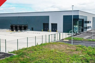 Unit 2, Velocity 42, Old Forge Drive, Redditch, Industrial To Let - Velocity Unit 1.PNG - More details and enquiries about this property