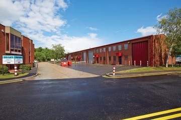 Unit 5 Phase 4 Albany Park, Camberley, Warehouse & Industrial To Let - Albany Park P4