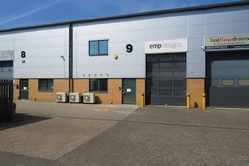 Unit 9 Hercules Way, Farnborough, Warehouse & Industrial To Let - IMG_0813.JPG