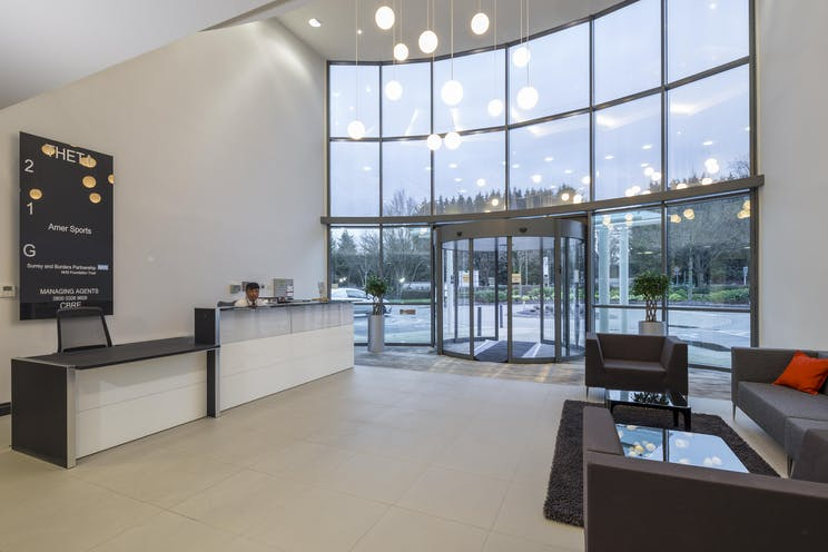 Theta, Lyon Way, Camberley, Offices To Let - _MG_6775-Pano#Theta Frimley.jpg