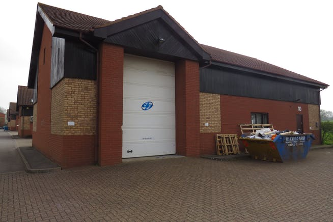Unit 10 Murrell Green Business Park, Hook, Warehouse & Industrial To Let - IMG_0745.JPG