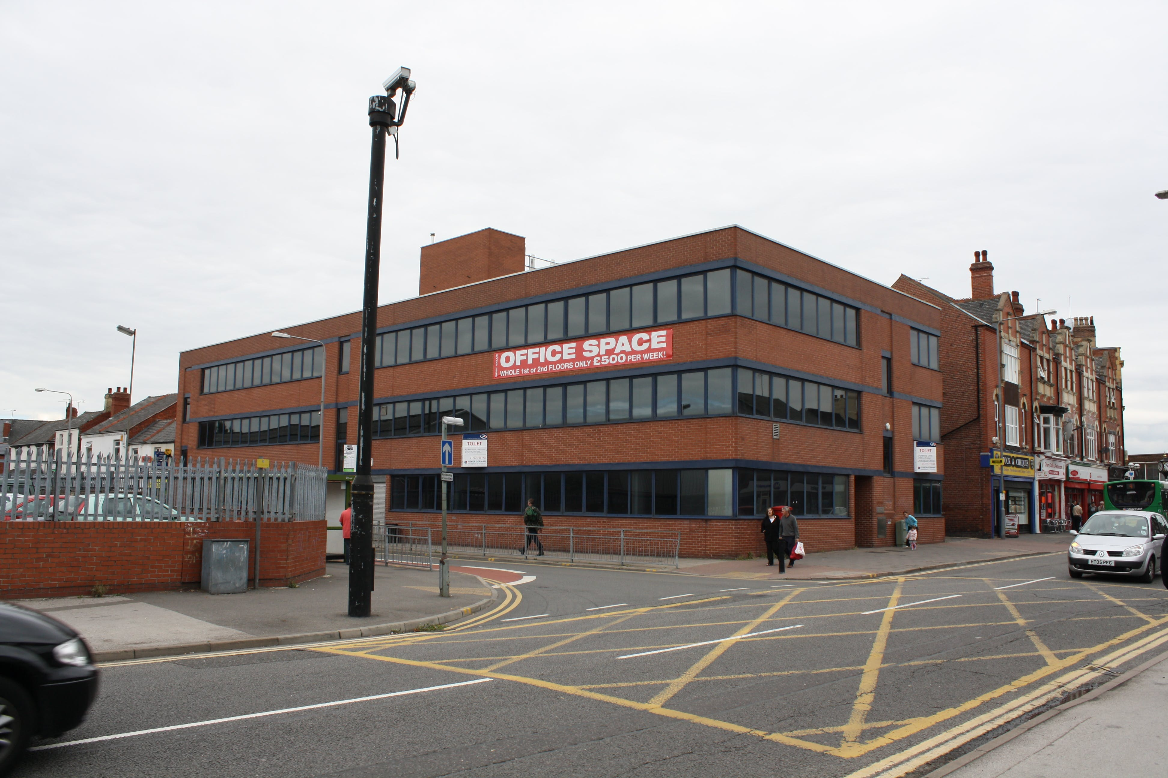 Crown House, Newcastle Avenue, Worksop, Office To Let - IMG_1216.JPG