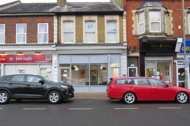GF Office Suite, 57 Lynchford Road, Farnborough, Offices To Let - IMG_0223.JPG