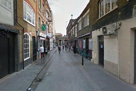 65A Rivington Street, London, Retail To Let - Street View