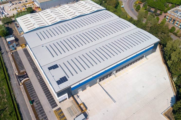 135 Theale Logistics Park, Theale, Reading, Industrial / Office To Let - 135 PC Drone_0036.jpg