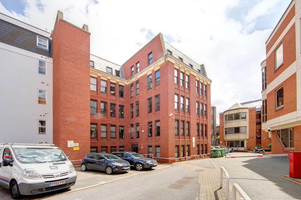Royal Albert House, Sheet Street, Windsor, Office To Let - Royal Albert House parking.jpg