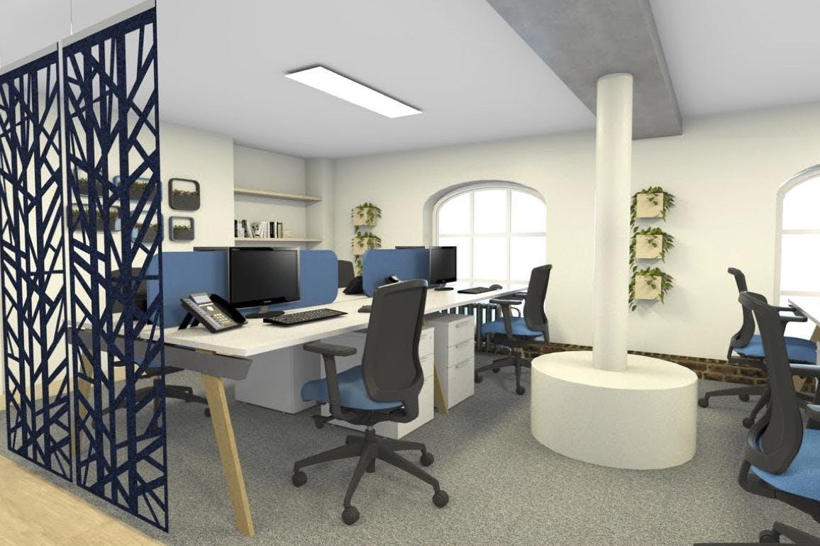 Globe Works Lower Ground Floor, Sheffield, Offices To Let - Globe GF (2).jpg