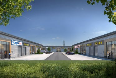 Billingshurst Trade Park, Stane Street, Billingshurst, Industrial / Trade Counter To Let - Trade Park.PNG - More details and enquiries about this property