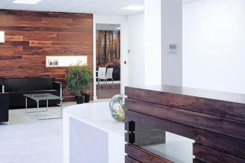 3 Cedarwood, Chineham Park, Basingstoke, Offices To Let - Reception.jpg