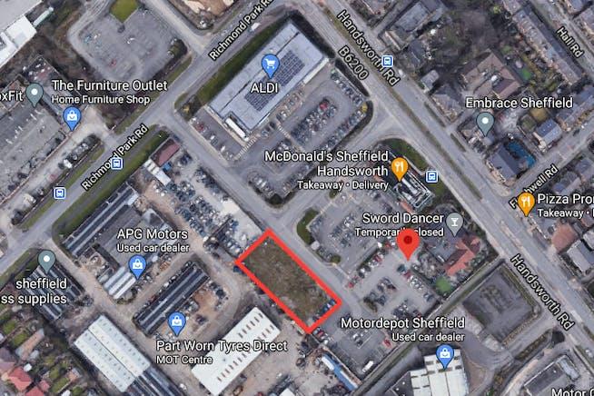 Turner Business Park, Handsworth Road, Sheffield, Industrial To Let / For Sale - TBP  Aerial Image.png