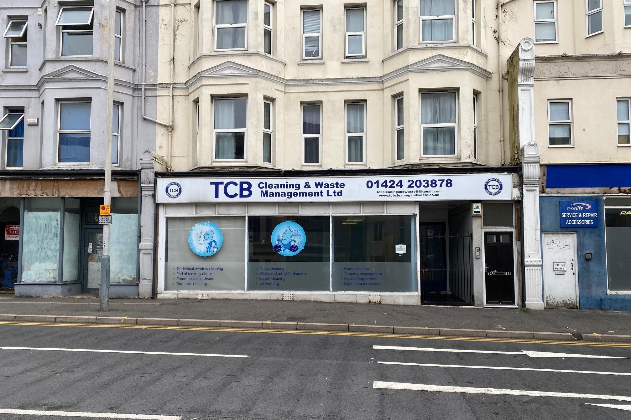 123-124 Queens Road, Hastings, Office / Retail To Let - IMG_3331.jpg