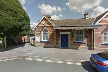 Former Station Road House, Station Road, Bagshot, Offices To Let - Street View