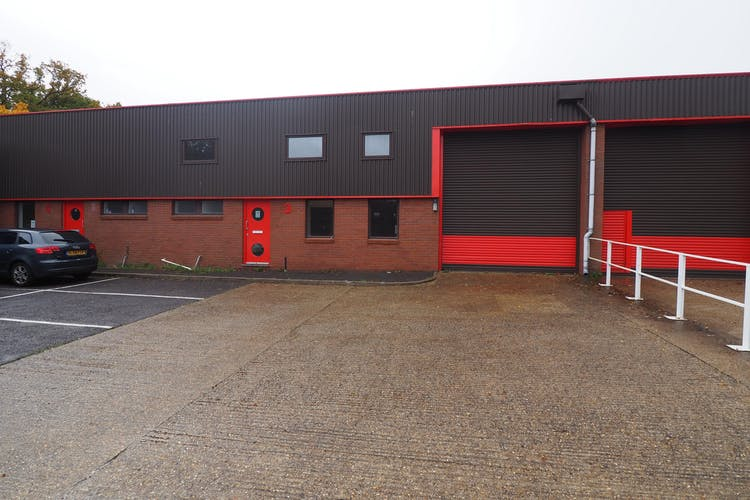 Unit 3 Lawson Hunt Industrial Park, Broadbridge Heath, Industrial To Let - front.JPG
