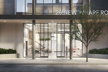 The Fjord, 20 New Wharf Road, London, Office To Let - Entrance.jpg - More details and enquiries about this property