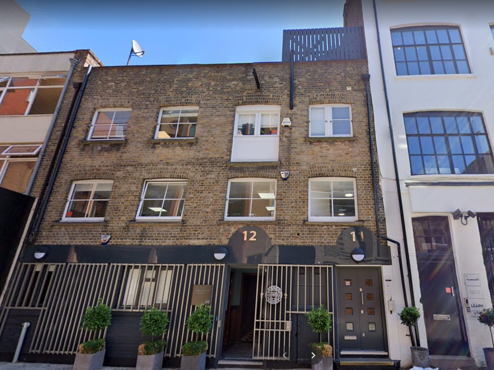 11-12 Charlotte Mews, London, Office To Let - Exterior.PNG