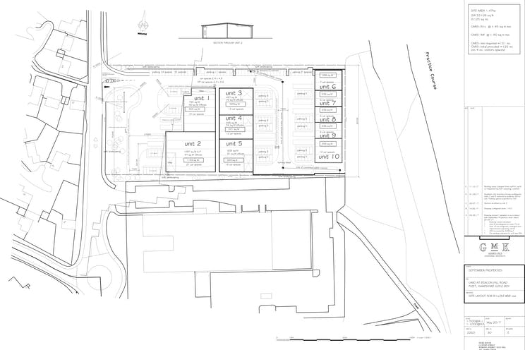 Beacon Point, Church Crookham, Fleet, Warehouse & Industrial, Offices To Let / For Sale - 16_00564_OUT-SITE_LAYOUT-1263663.jpg