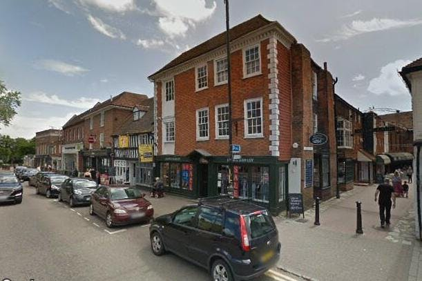 Milroy House, 19-21 High Street, Tenterden, Office To Let - Image from Google Street View - 231