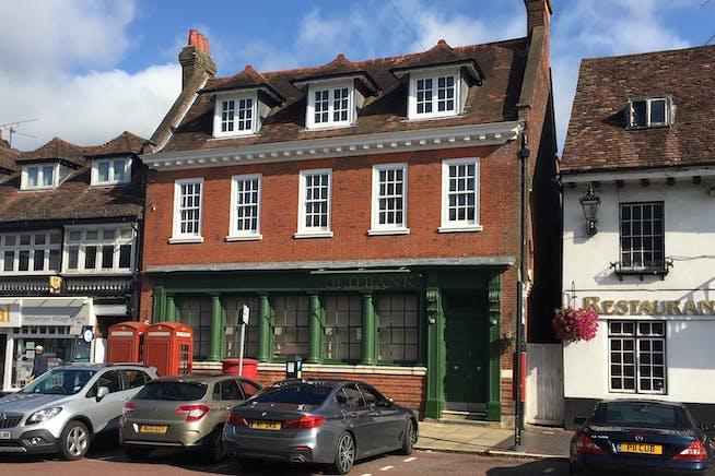Flat 3, Market Square, 8 Market Square, Westerham, Residential To Let - IMG_4992.jpg