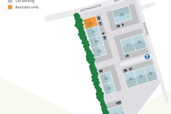 Unit 32 Eldon Business Park, Eldon Road, Nottingham, Office To Let - Eldon road nottingham plan.JPG