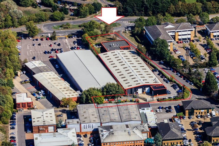 Hudson House, 5 Albany Park, Camberley, Warehouse & Industrial To Let - R_180917_5143 11.jpg