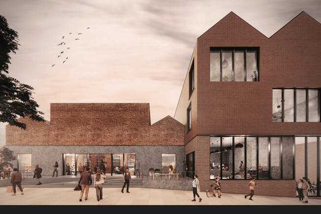 Leah's Yard, Sheffield, Retail / Offices / Other To Let - Leah's Yard - 1972 H1 Op3 Feasibility View DRAFT 01 200522 copy.jpg