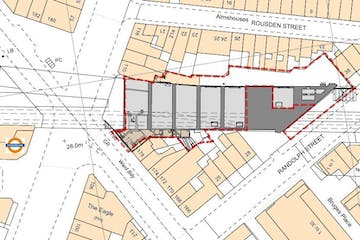 Various Arches, Royal College Street, Camden, Offices / Industrial / Retail / Leisure To Let - Camden Road Plan.jpg