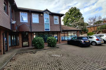 Unit 2, The Old Forge, South Road, Weybridge, Offices To Let - Office Front 4.jpg
