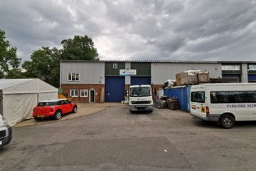 Unit 14 & 15 Bookham Industrial Estate, Bookham, Warehouse & Industrial To Let - Unit1415ExternalJune20.jpg