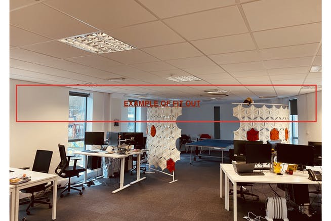 Neepsend Triangle, 1 Burton Road, Sheffield, Offices To Let - Neepsend Unit 10  Example fit out.JPEG