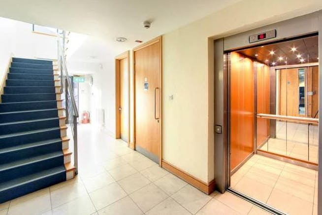 Charta House, Church Street, Staines-Upon-Thames, Office To Let - Charta House Staines lift.jpg