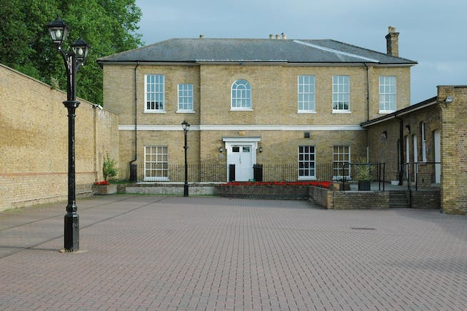 The Old Station, Staines Upon Thames, Office To Let - DSC_0040.jpg
