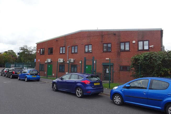 2 Manton Street, Sheffield, Warehouse & Industrial / Offices To Let - Side.JPG
