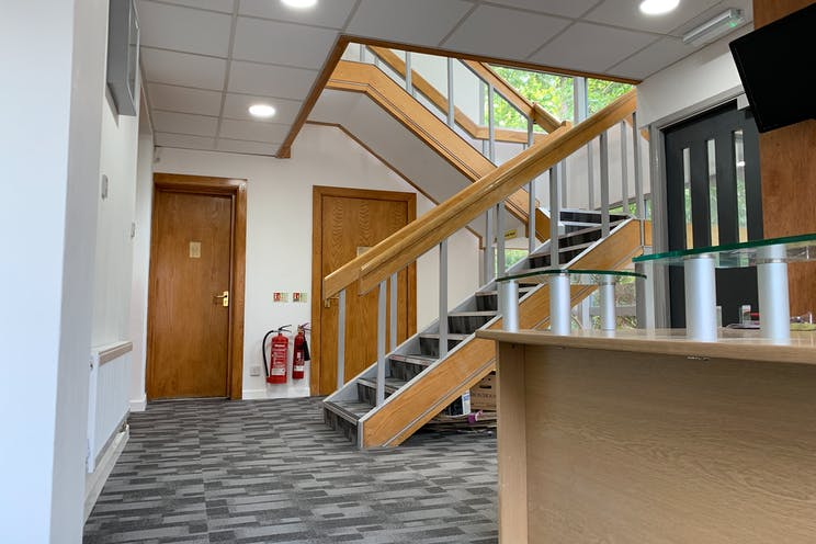 12 Acorn Business Park, Portsmouth, Office To Let - Reception.jpg
